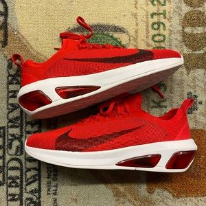 Nike Air Max Fly red white Sz 10-12 new men